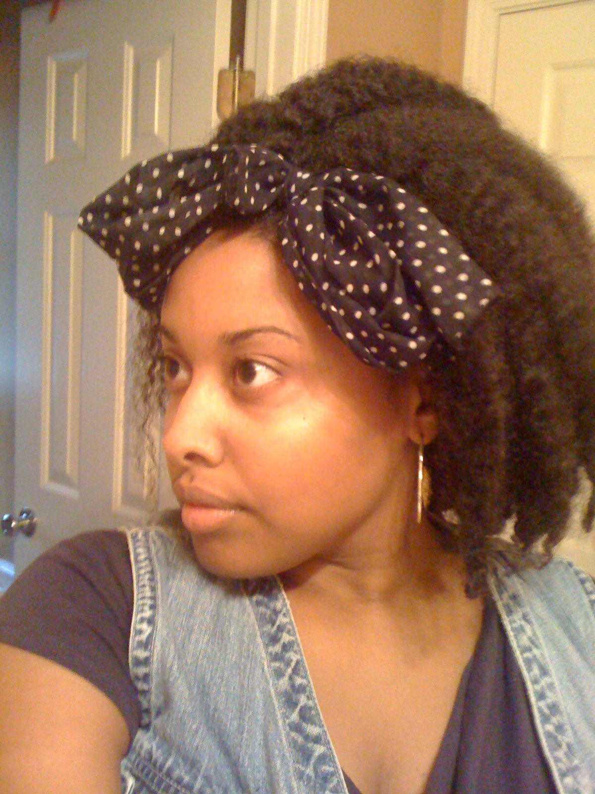 Are Silk Scarves Good For Natural Hair